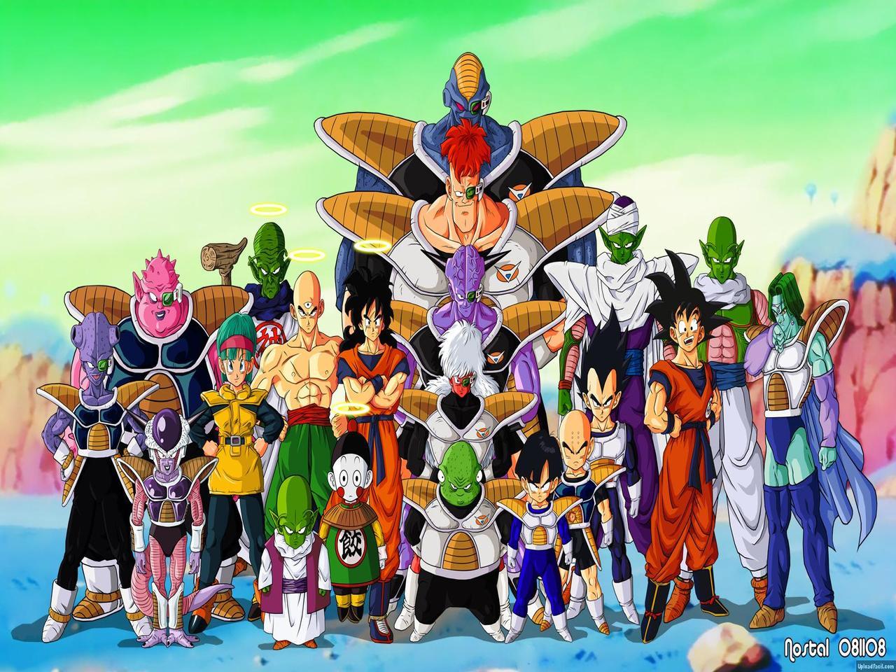Resultado de imagem para Dragon Ball Z: Saga de Freeza