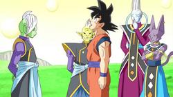 Goku hajimemashita