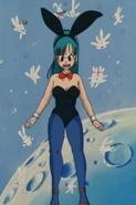 Bulma y su traje