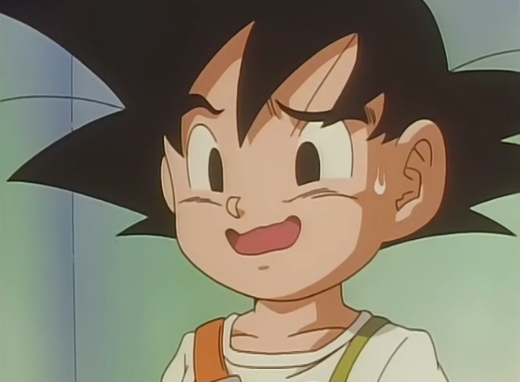 Goku Jr Dragon Ball Wiki Fandom Powered By Wikia