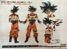 Goku UI artwork