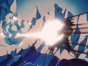 Goku combatte contro il freddo