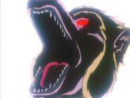 Oozaru mouth