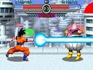 Taiketsu Goku VS Buu