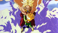Trunks vs Broly