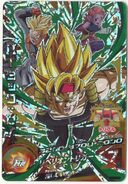 Bardock Trunks Xeno Chronoa