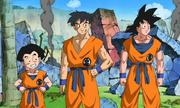 Crilin Yamcha e Goku