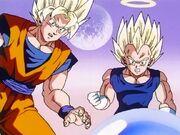 Goku e Vegeta 2