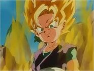 Goku jr. super saiyan(2)