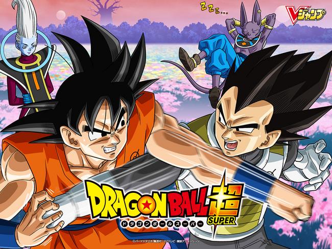 Goku v Vegeta El Origen del Azul