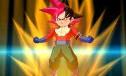 KF SS4 Vegeta (SSG Goku)