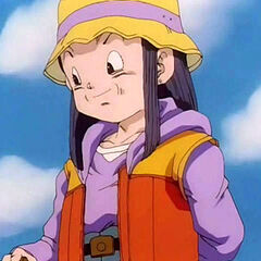 Pan in Dragon Ball GT: L'ultima battaglia.