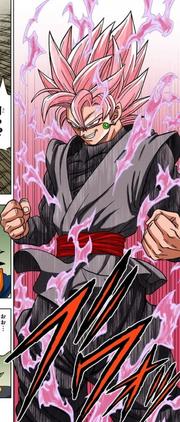 SSJR Manga