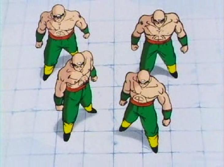Three Eyed People Dragon Ball Wiki Fandom Powered By Wikia