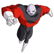 Jiren Artwork SDBH5