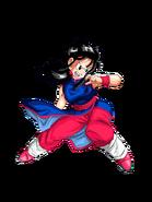 Princesa Chi-Chi Dragon Ball Artwork