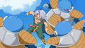 Trunks vs 3 abos