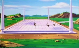Cell Game Arena