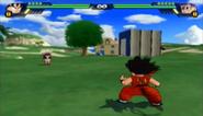 Goku vs Arale