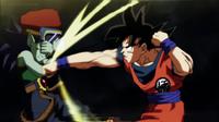 Goku vs Ganos