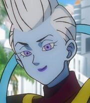 Whis DBS Broly