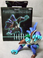Banpresto 2009 Creatures Zarbon Monster d with box