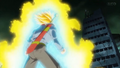 Future Trunks (Super Saiyan Ikari hairstyle)