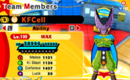 KF Perfect Cell (Beerus)