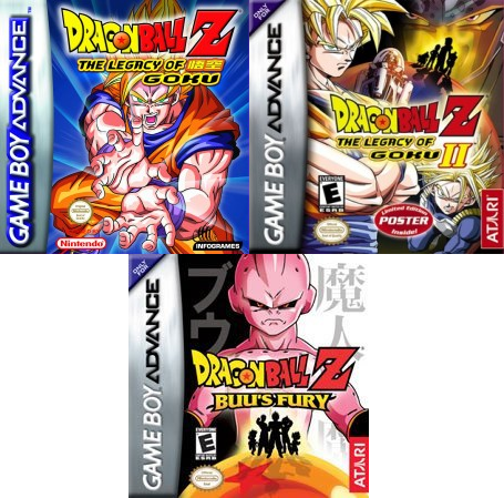 Dragon ball z the legacy of goku series dragon ball wiki dragon ball z the legacy of goku series voltagebd Gallery