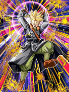 Trunks Xeno Super Saiyan (Dokkan Battle) 2