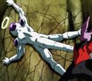 Goku e Vegeta! Corpo e alma, desperta o máximo poder!