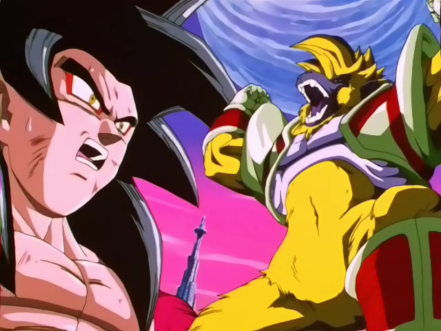 The Dragon Ball Gt Conflicts Dragon Ball Wiki Fandom Powered By
