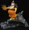 Statue android 19 b