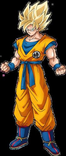 Super Saiyan Wiki Dragon Ball Fandom Powered By Wikia