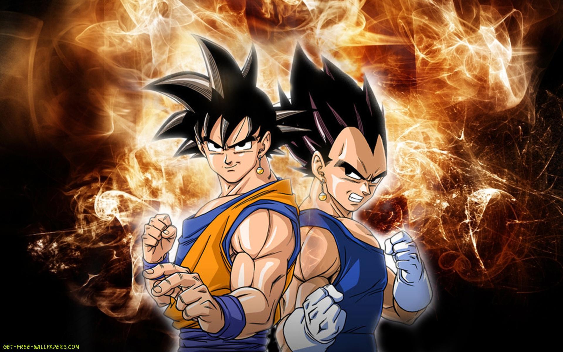 Vegeta Goku And 286401