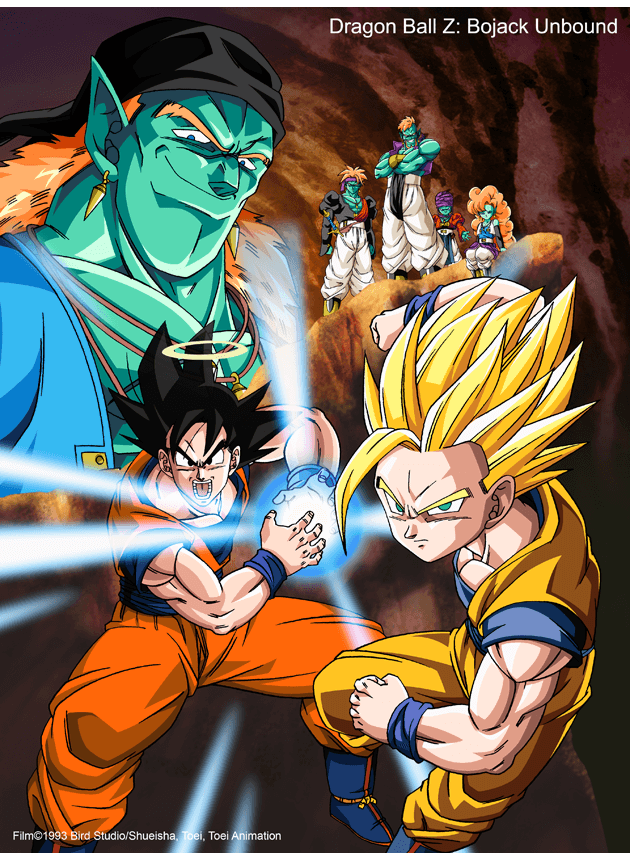 6bd02ba6 Dragon Ball Z: Bojack Unbound | Dragon Ball Wiki | FANDOM powered by ...