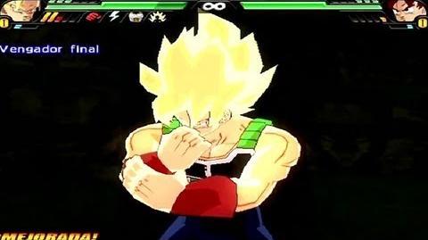 Video Dragon Ball Z Budokai Tenkaichi 3 Version Latino Bardock