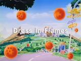 Dress in Flames