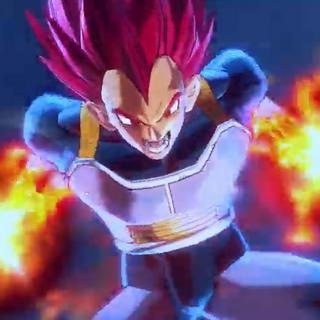 La tecnica in Dragon Ball Xenoverse 2.
