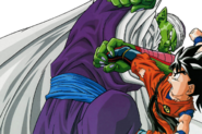 Render Piccolo VS Gohan