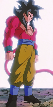 SS4 Son Goku DBGT