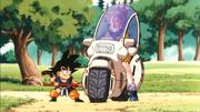 Son Goku e Bulma - Il Cammino dell'Eroe