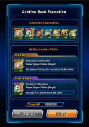 Virtual Dokkan Ultimate Clash 4