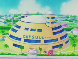 CapsuleCorporationDragonBallZ