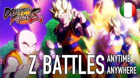 Dragon Ball FighterZ - SWITCH - Features trailer (Italiano)