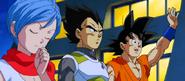 EP29DBS Goku,Vegeta y Bulma