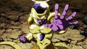 Fireza saves Goku