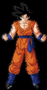 Goku í Dragon Ball Super