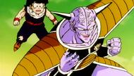 Goku in Ginyu body