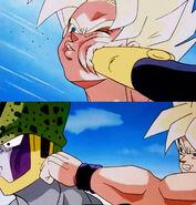 Goku vs Cell (Sentido Salvaje)